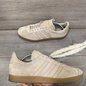 Adidas Gazelle Brown Sneakers